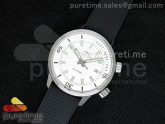 Aquatimer Automatic Vintage 1967 White