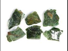 Опал зеленый в ассортименте, Казахстан (25-35 мм, 6-9 г) №22902