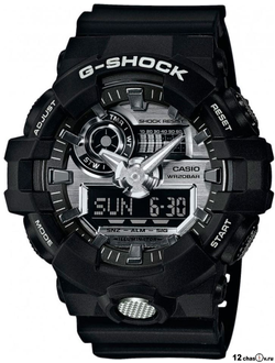 Часы Casio G-Shock GA-710-1A
