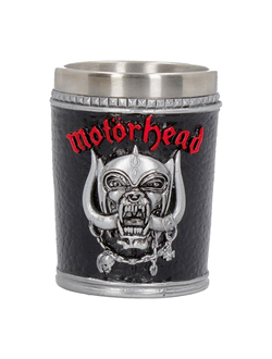 MOTORHEAD - Warpig SHOT GLASS