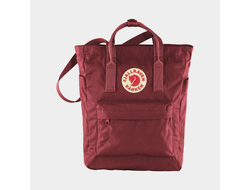 Рюкзак Fjallraven Kanken Totepack Ox-Red красный