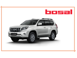 Фаркоп Bosal 3063-ABP для Toyota Land Cruiser Prado 150 2009-2019. (Bosal Power)