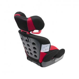 Saratto highback junior quattro (black/red)