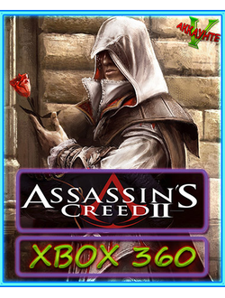 ASSASSIN'S CREED 2+BONUS ИГРЫ(XBOX 360)(XBOX ONE)