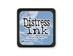 Tim Holtz Mini Distress® Ink Pad Stormy Sky
