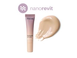 Осветляющий консилер NANOREVIT (03) Brightening Concealer Paese