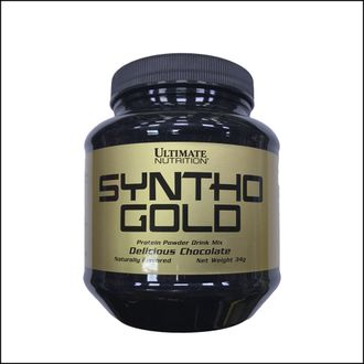 Протеин ultimate nutrition syntho gold serv