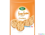 Крекеры с сыром без глютена crusti croc cracker, 200 гр
