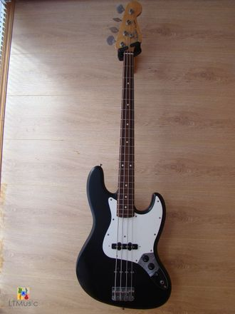 Fender Jazz Bass Japan Back Satin