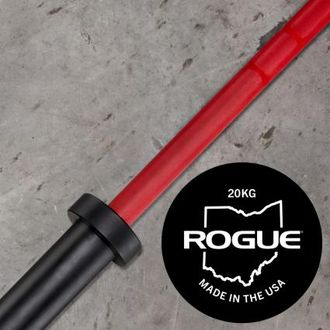 THE OHIO BAR - CERAKOTE Гриф Rogue Fitness
