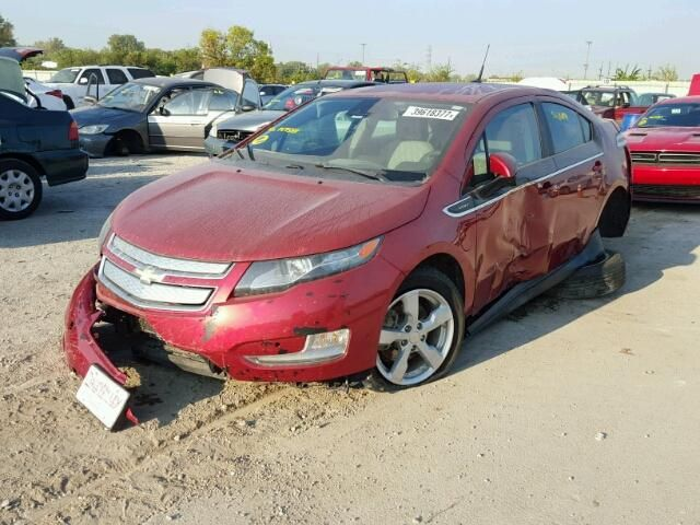 Chevrolet Volt 2013 auktion