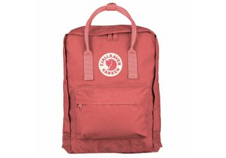 Рюкзак Fjallraven Kanken Peach Pink (Mini)