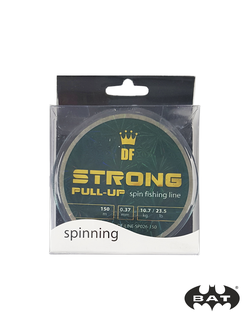 ЛЕСКА DreamFish STRONG Pull-Up (0.20мм; 3.3кг) 150м (уп.10шт)