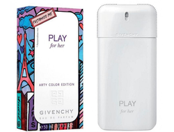 Givenchy Play for Her-Arty Color Edition парфюмированная вода