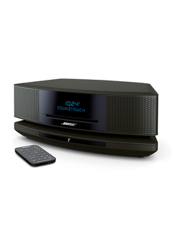 Bose Wave SoundTouch Music System IV Espresso Black в soundwavestore-company.ru
