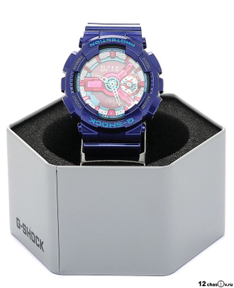 Часы Casio G-Shock GMA-S110HC-2A