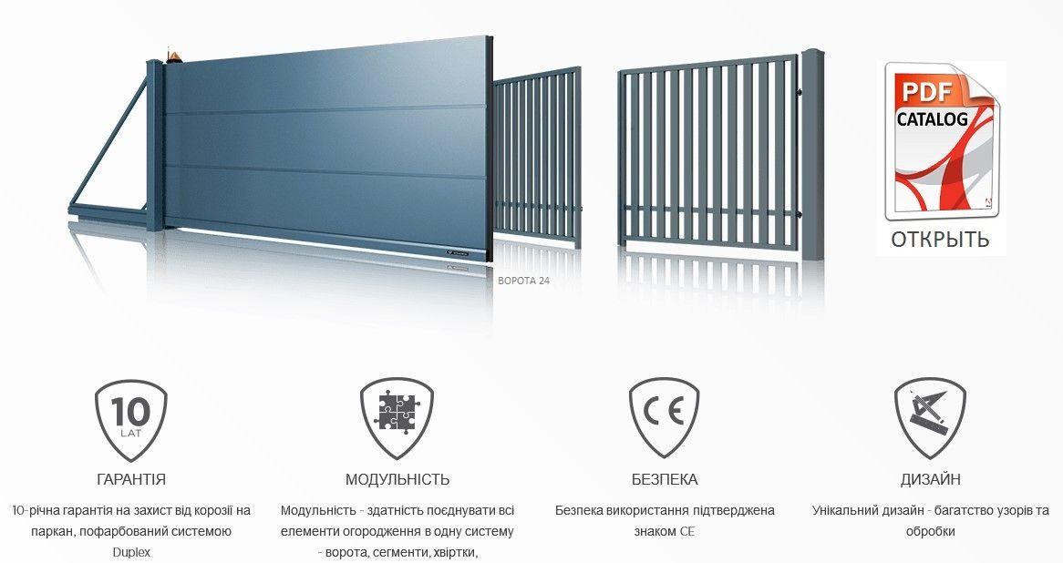 Автоматичні ворота можна підключити до мережі Wi-Fi