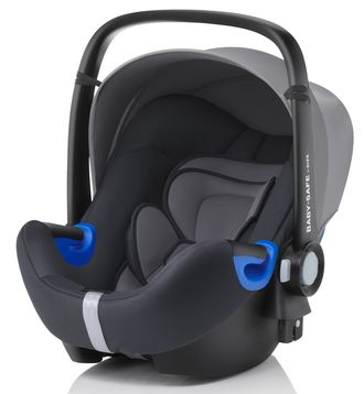 Britax Roemer Baby-Safe i-Size Storm Grey