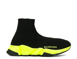 Balenciaga Speed trainer черно-желтые (36-41)