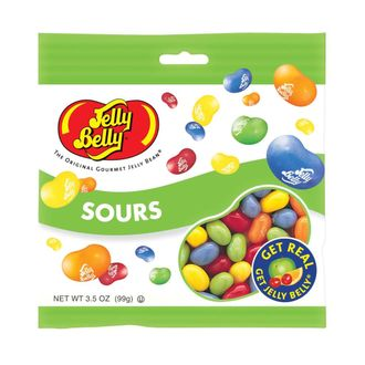 Jelly Belly Sours 100 gr