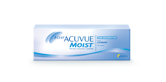 1-DAY ACUVUE® MOIST for ASTIGMATISM (30 линз)
