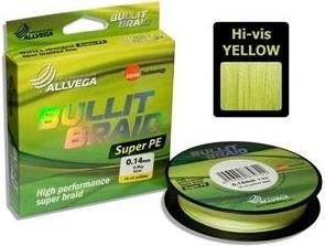 Рыболовная леска ALLVEGA Bullit Braid 135м 0,20