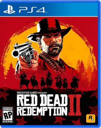 игра для PS4 Red Dead Redemption 2