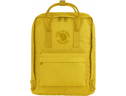 Рюкзак Fjallraven Sunflower Yellow (Re-Kanken)