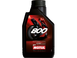 MOTUL 800 2T Factory Line Road Racing доставка по РФ и СНГ