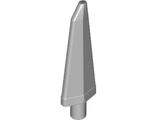 Minifigure, Weapon Sword, Spike Flexible 3.5L with Pin, Light Bluish Gray (64727 / 4539187 / 4616840 / 6270081)