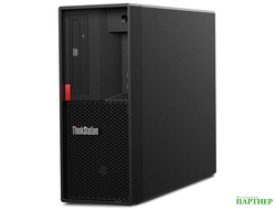 Рабочая станция  LENOVO ThinkStation P330,  Intel  Core i9  9900,  DDR4 16Гб, 2Тб,  256Гб(SSD),  Int