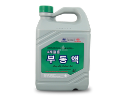 Hyundai Long Life Coolant (4_литра/OEM:07100-00400)