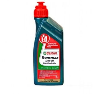 Масло Castrol Transmax Dex II Multivehicle (TG-DII) 1л