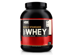 (ON) 100% Whey Gold Standard - (2,3 кг) - (шоколад)