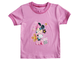 Футболка для девочки (Артикул 2101-492) цвет сиреневый