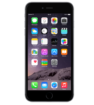 Купить iPhone 6 Plus 16Gb Space Gray LTE в СПб