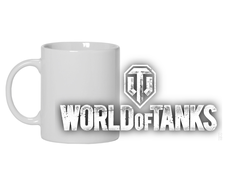 Кружки WORLD OF TANKS МИР ТАНКОВ