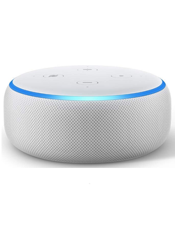 Умная колонка Amazon Echo Dot 3rd Gen, sandstone