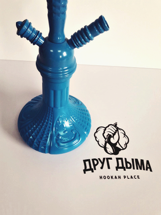 Кальян Amy Deluxe 048 Blue
