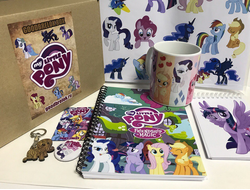 Бокс средний My little pony, Май литтл пони