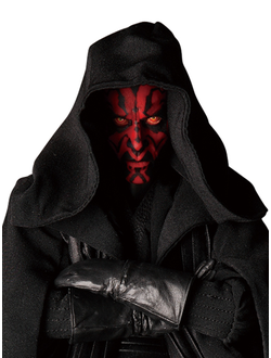 Кукла 1/6 Real Action Heroes Darth Maul (Дарт Мол)