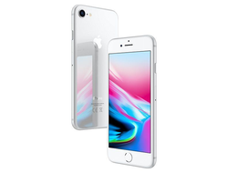 Apple iPhone 8 256Gb Silver Уценка