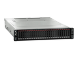 Сервер Lenovo TCH ThinkSystem SR650 Rack 2U, 1xXeon Silver 4208 8C (2.1GHz/11MB/85W), 1x16GB/2666MHz/2Rx8/1.2V RDIMM, NoHDD,No Backplane, No RAID, noDVD, noGbE, 1x750W p/s (up to 2), XCC Enterprise (7X06A0AWEA)