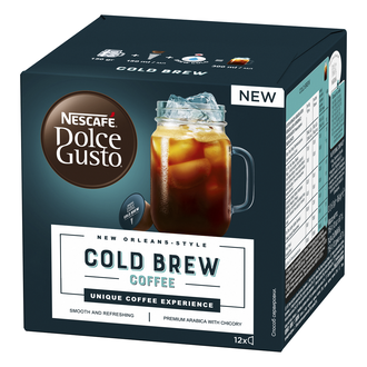 Купить капсулы Dolce Gusto  COLD BREW Coffee недорого