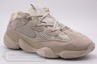 1fa6a639741 Купить кроссовки Adidas Yeezy 500 Desert Rat Blush женские мужские ...