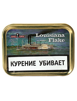 "Трубочный Samuel Gawith ""Louisiana Flake"" - 50 гр"