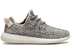 КРОССОВКИ ADIDAS YEEZY BOOST 350 TURTLE DOVE Black-white