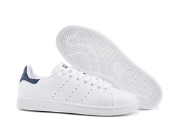 Adidas Stan Smith White/Blue бело-синие