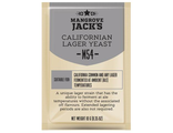 "Дрожжи ""Mangrove Jacks"" Californian Lager M54, 10 гр."