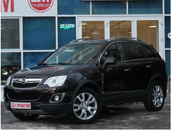 Opel Antara Cosmo 2.4 4WD AT (167 л.с.) 2015 год